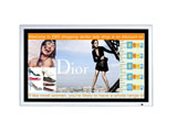 32  inches Network Digital Signage LCD Advertising Player
